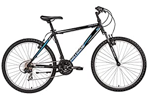 26'' Hardtail Mountainbike Fahrrad Hillside Highland 21 Gang Schaltung MTB Federgabel from Hillside