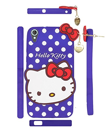 Meephone Hello Kitty Back Cover Lenovo A7000/K3 Note Red