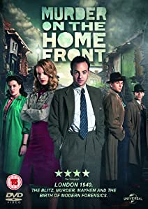 Murder on the Home Front [DVD] [2013]
