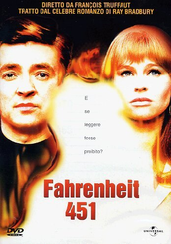 Fahrenheit 451 [Italia] [DVD]