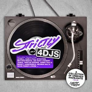 Vol. 5-Strictly 4 DJ's