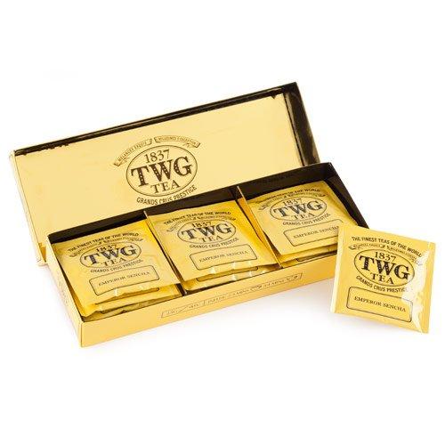 Twg Tea Emperor Sencha (15 Teabags)