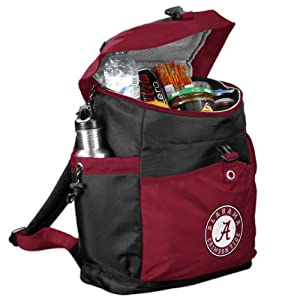 NCAA Alabama Crimson Tide Backpack Cooler