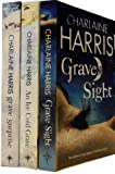 Charlaine Harris Charlaine Harris Collection 3 Books Set Pack RRP : 20.97 ( Grave Sight, An Ice Cold Grave, Grave Surprise) (Charlaine Harris Gollancz S.F.)