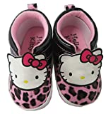 Infant Sanrio Hello Kitty Pink Leopard shoes 6-9 Months [3011]