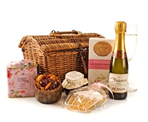Tea and Bubbles Hamper
