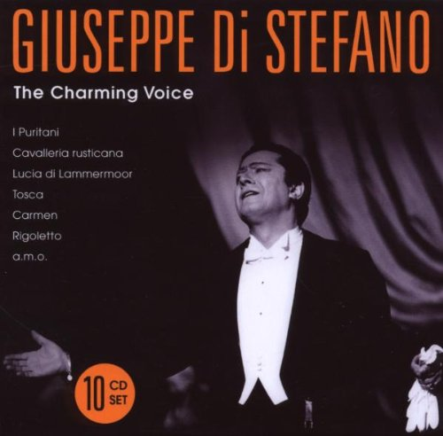 The Charming Voice (10 Cd-Set)