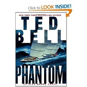 Phantom: An Alex Hawke Novel (Alexander Hawke) Ted Bell
