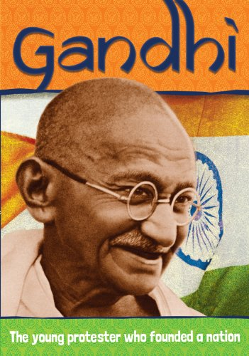 Gandhi (QED Biographies): 1 (QED Great Lives)