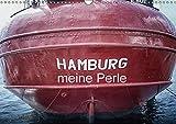 Hamburg meine Perle (Wandkalender 2017 DIN A3 quer): Hamburgansichten mit den Augen eines waschechten Hamburgers gesehen (Monatskalender, 14 Seiten ) (CALVENDO Orte) - Billermoker