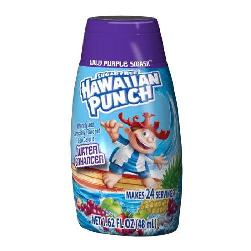 Hawaiian Punch BPC1025100 Hawaiian Punch Wild Purple Smash - 12x1.62 OZ (Hawaiian Punch Water Enhancer compare prices)