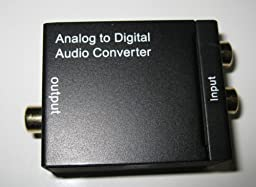 Menotek Analog Audio to Digital Audio Converter