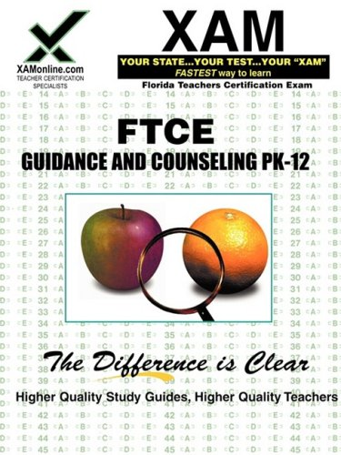 FTCE Guidance and Counseling Pk-12