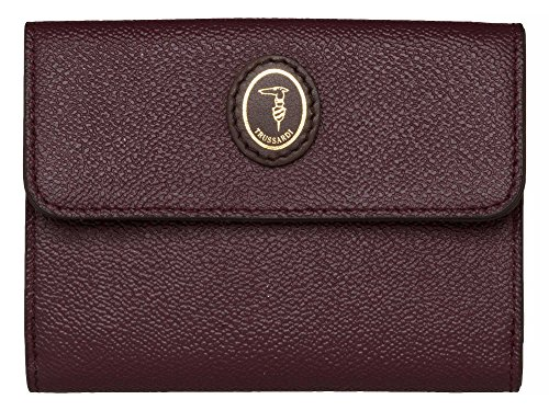 trussardi-men-wallet-brown-red-one-size