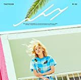 SNSD TAEYEON Vol. 2 Why [+Official folded poster][+24K autograph EM filter][+Polaroid photo 4pcs(with signature)][+Teaser photo 1pcs][+Photo bookmark][+POSTCARD][+STICKER]