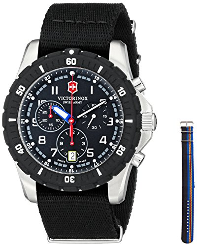 swiss-army-maverick-sport-quartz-chronograph-steel-mens-watch-nylon-strap-2416781
