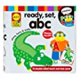 ALEX Toys Little Hands Ready, Set, ABC