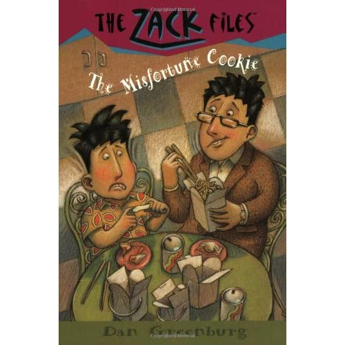 Zack-Files-13-The-Misfortune-Cookie-Greenburg-Dan-Author-Davis-Jack-E-Il