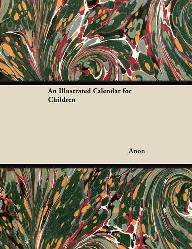 An Illustrated Calendar for Children