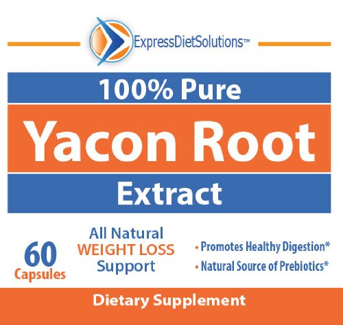 100% Pure Yacon Root Extract 1000Mg Ultimate Fat Burner Metabolism Booster And Appetite Suppressant All Natural Yacon