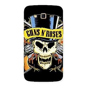 Ajay Enterprises RoseGun Back Case Cover for Samsung Galaxy Grand 2