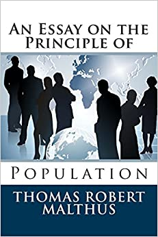 define an essay on the principle of population