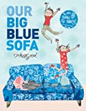 Our big blue sofa /
