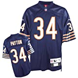 Reebok Chicago Bears Walter Payton Premier Throwback Jersey Extra Large