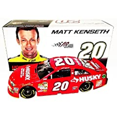 AUTOGRAPHED 2013 Matt Kenseth #20 HUSKY TOOLS RACING (Gibbs) Lionel 1 24 NASCAR GEN 6... by Trackside Autographs