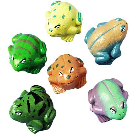 Frog Water Toys