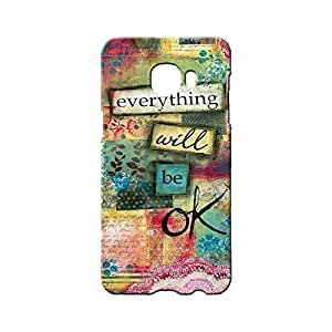 BLUEDIO Designer Printed Back case cover for Samsung Galaxy C5 - G2436