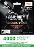 Xbox LIVE 4000 Microsoft Points for Call of Duty: Black Ops II Season Pass [Online Game Code]