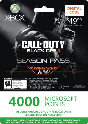 As you all know the season pass has been available since the arrival of Black Ops 2. It's currently being sold for $ It's close to the price of a BRAND NEW game! Well lucky for you, we created a code generator for Season Passes on Black Ops 2. Our code generator works for the following 3 major systems: Xbox , PS3, and PC(Steam).