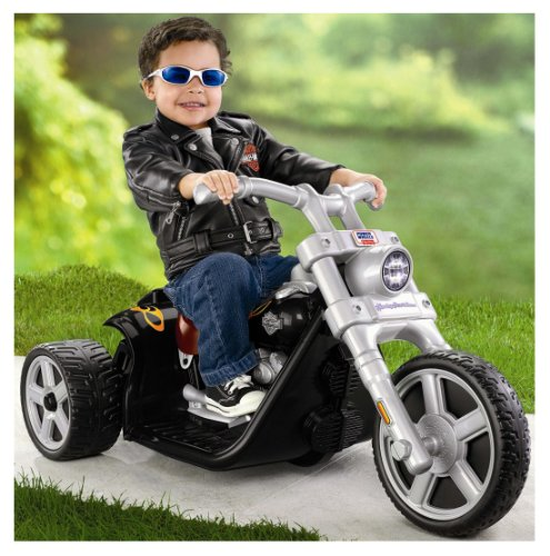 Fisher-Price Power Wheels Harley Davidson Rocker Ride On