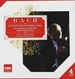 Bach : Suites pour violoncelle seul / Sonates & Partitas pour violon (Coffret 4 CD)