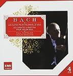 Bach: Les 6 suites pour violoncelle s...