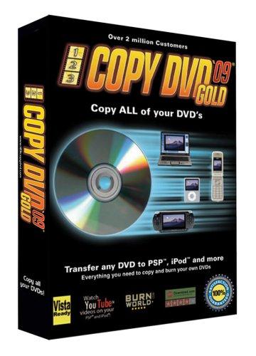 123 Copy DVD Gold 09