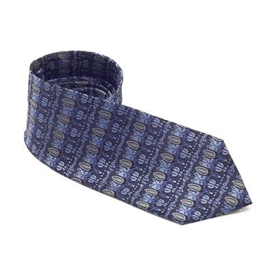 V&A Owl Tie (Blue/Grey)||EVAEX