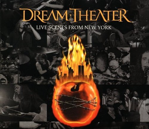 Live Scenes From New York by Dream Theater (2001-09-11)