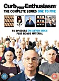 Curb Your Enthusiasm : Complete HBO Seasons 1 To 5 Box Set [DVD]