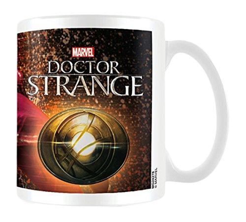 Doctor Strange Magic Tazza di ceramica, multicolore