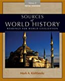 img - for Sources of World History, Volume II book / textbook / text book