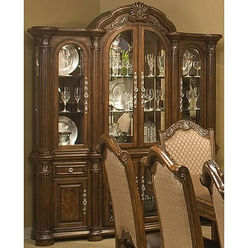 Enjoyable Reviews Of Aico Monte Carlo Ii Cafe Noir China Cabinet By Cjindustries Chair Design For Home Cjindustriesco