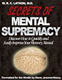img - for Secrets of Mental Supremacy book / textbook / text book