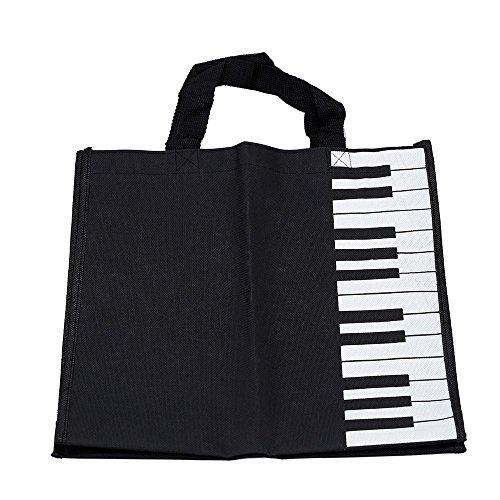 toogoor-piano-keys-music-handbag-tote-shopping-bag-gift