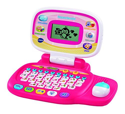 VTech - Pequeordenador, color rosa (3480-155457)