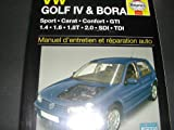 img - for VW Golf IV & Bora Essence & Diesel (01 - 03) book / textbook / text book