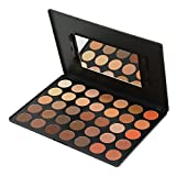 KARA Beauty Professional Makeup Palette ES04, 35 Color Bright Natural Eyeshadow