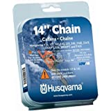 Husqvarna 531300372 14-Inch H36-52 (91VG) Lo-Pro Saw Chain, 3/8-Inch by .050-Inch