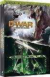 echange, troc D-War, la guerre des dragons + Godzilla